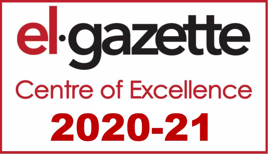 Wimbledon School EL Gazette Centre of Excellence 2021