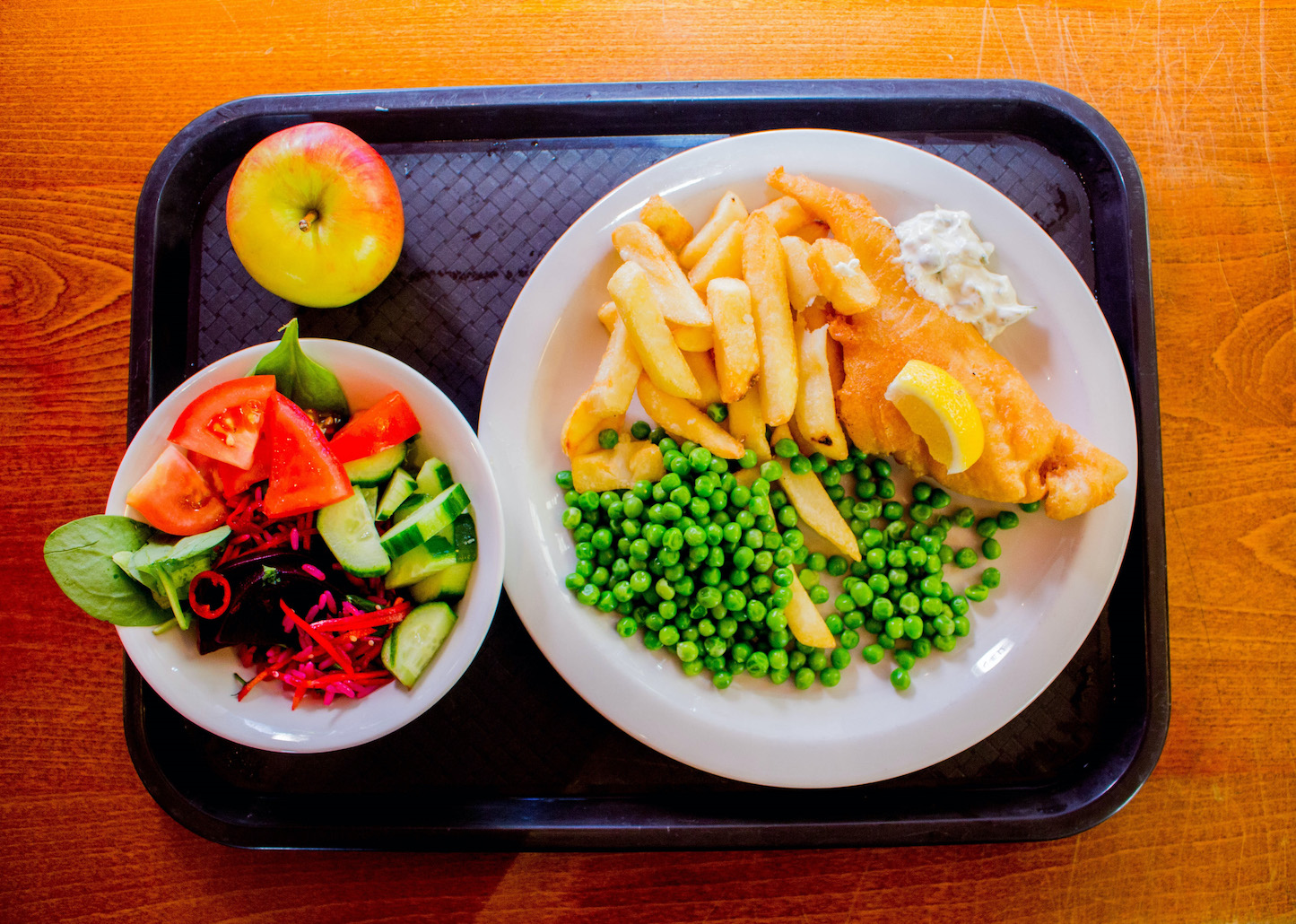 Food on summer course