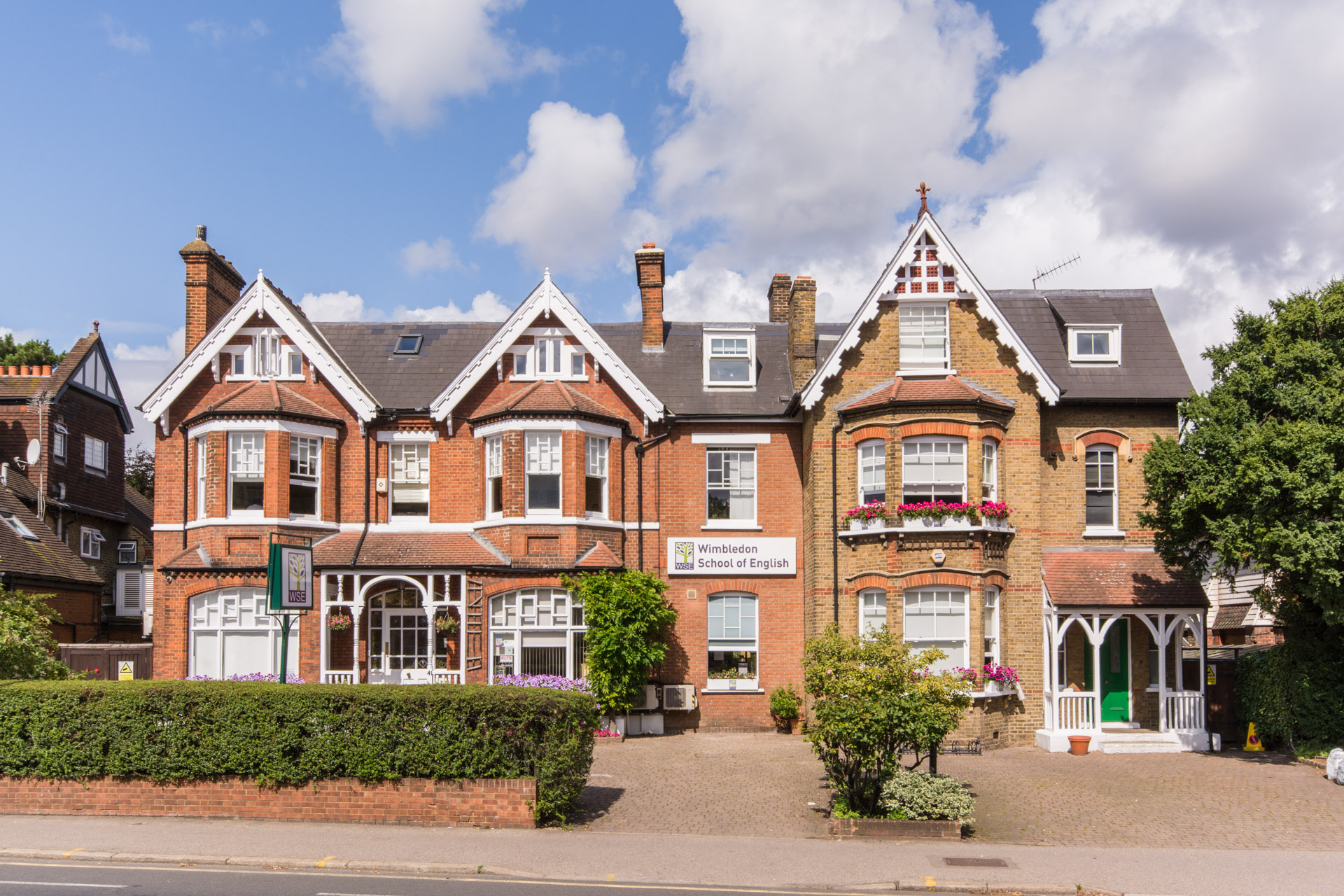 Wimbledon School of English Building